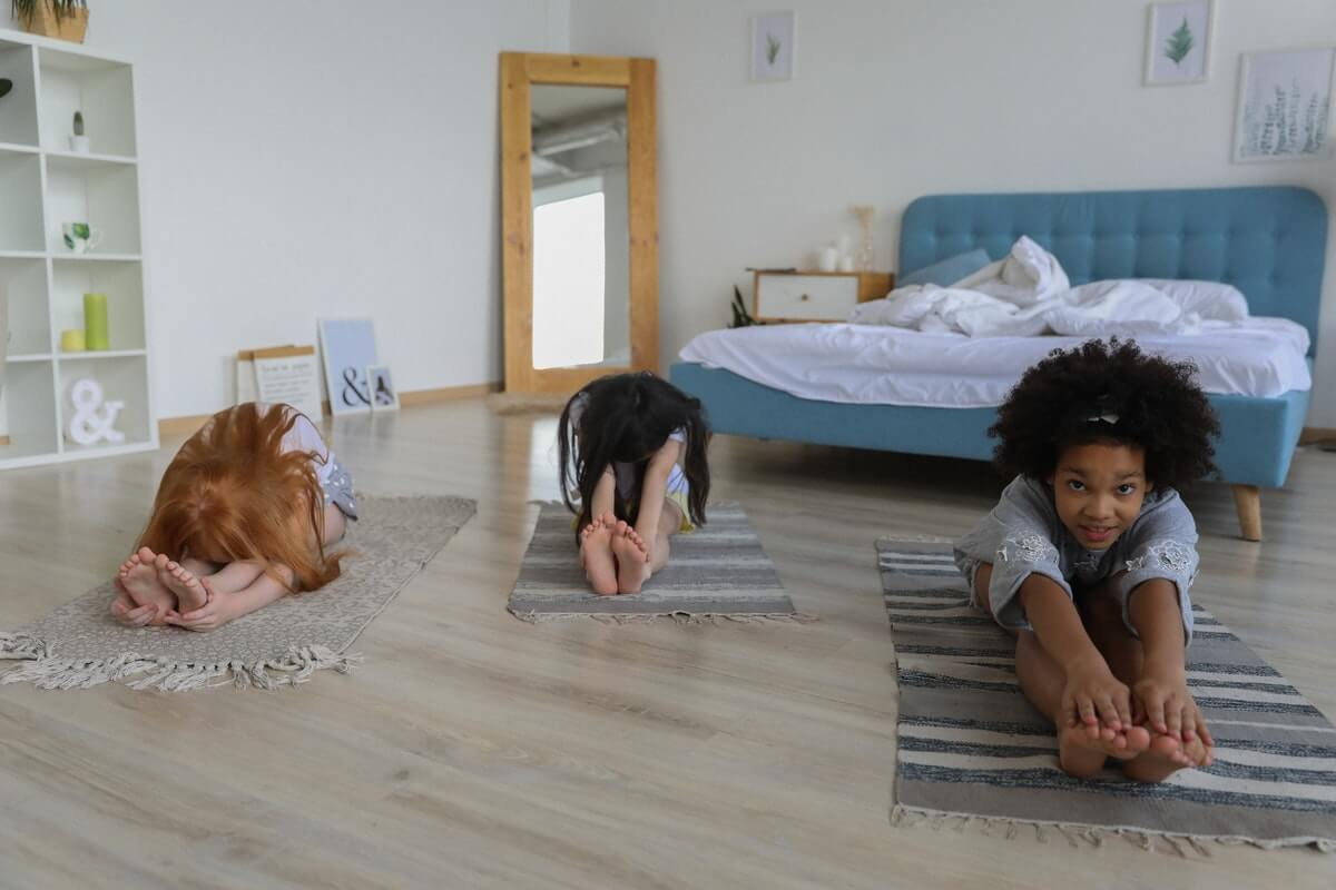 Is Hot Yoga good for kids and teens?